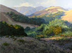 """""""Pass of the Oaks"""" by John Cosby"""