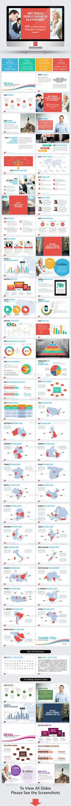 Economic Indicators PowerPoint Template Use The Economic - Awesome example of business plan presentation powerpoint ideas