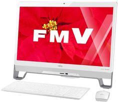 rogeriodemetrio.com: Fujitsu FH52 / W All-In-One PC Desktop