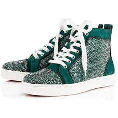Verde smeraldo:CHRISTIAN LOUBOUTIN VanityFair.it