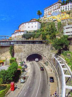 Túnel da Ribeira, Porto. Porto City, Iberian Peninsula, Douro, Lisbon Portugal, Most Beautiful Cities, Come And See, Magnum Photos, Continental Europe, Travel List