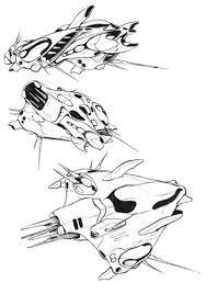 Resultado de imagen para zentraedi ships