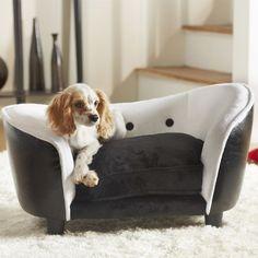 Enchanted Home Pet Ultra Plush Snuggle Pet Bed & Reviews | Wayfair