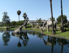 La Brea Tarpits - La Brea, CA
