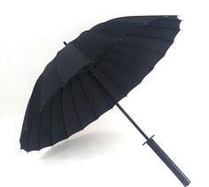Samurai Sword Umbrella | Check Price Creative Semi-automatic Pongee Rain Umbrella Katana design Long Handle Umbrella Japan samurai swords style Umbrella #Samurai #Sword #Umbrella #Check #Price #Creative #Semi #automatic #Pongee #Rain #Katana #design #Long #Handle #Japan #samurai #swords #style