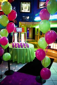 """Beat Street - Night Club Style Venue. Specializing in Sweet 16s, Bar/Bat Mitzvahs, Birthdays, and other Milestone Events. This facility offers two party rooms at its Huntingdon Valley location designed to meet your every need! The main room boasts amazing """"Pop Art"""" décor while the Back Steps Room has an eclectic industrial style. See more of Beat Street.. www.beatstreet.net"""