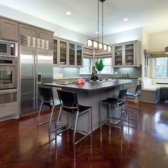 Contemporary Kitchen Designs Pictures