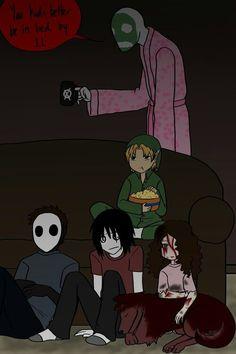 Creepypasta Family :3