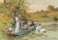William Stephen Coleman (British, 1829-1904)