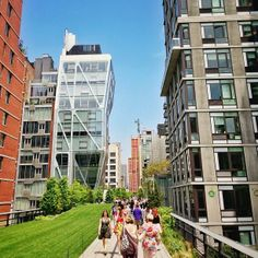 The High Line, formerly known as the West Side Line Railroad, is a beautiful elevated greenway park. @Daniel Lee often takes a stroll to enjoy the scenic views of Chelsea and the Hudson River. He recommends stopping for an outdoor meal at any of the delicious food vendors located between W. 12th and W. 18th. #paypalit