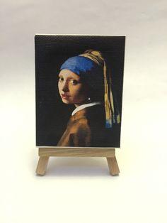 La Ragazza con l'orecchino di perla Vermeer