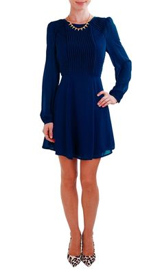 Take your sophisticated work look from day to night with our Audrey Dress! $88- Humblechic.com