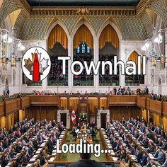 @townhall.app #Thanks #cdnpoli #MP #politics Dragon King, Thankful, Politics, App, Instagram, Apps
