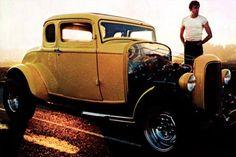 #34 American Graffiti's Coupe