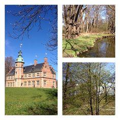 hannehappel via #Frederiksborg Slot Badstueslottet#