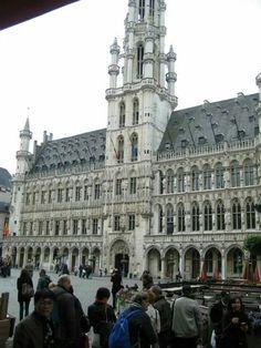 Brussel, België, City trip