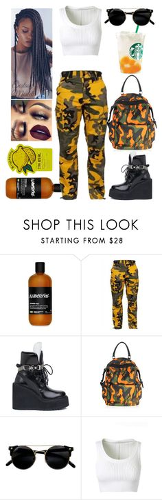 """""""Rehearsals: August 17"""" by allison-syko ❤ liked on Polyvore featuring Puma, Alaïa and Tony Moly"""