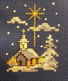 Explore TD Rose's photos on Photobucket. Cross Stitch Christmas Cards, Xmas Cross Stitch, Cross Stitch Cards, Beaded Cross Stitch, Crochet Cross, Christmas Cross, Cross Stitching, Cross Stitch Embroidery, Cross Stitch Designs
