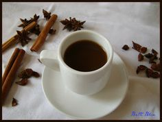 Kuchnia Betti: Energetyczna kawa