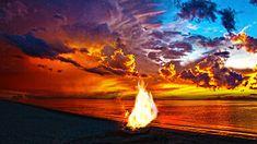 4k Desktop Backgrounds, Google Backgrounds, 4k Wallpapers For Pc, 4k Wallpaper 3840x2160, Beach Bonfire, Theme Background, Cool Themes, Free Beach, Summer Vibes