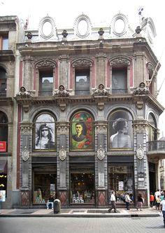 MUSEO DEL ESTANQUILLO, Carlos Monsivais. CORREDOR MADERO, CIUDAD DE MÉXICO.