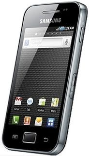 Samsung Galaxy Ace S5380 Giveaway