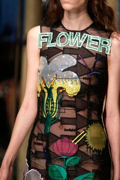 Christopher Kane Spring 2014 RTW - Details - Fashion Week - Runway, Fashion Shows and Collections - Vogue