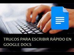 Trucos para crear tus documentos de texto de Google rápidamente   Princippia, Innovación Educativa