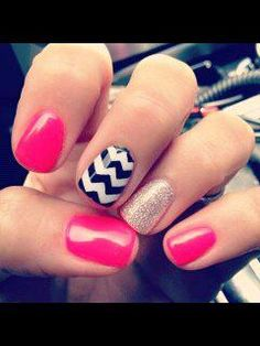 Very Sexy Nails! #Nails #Fashion #Beauty