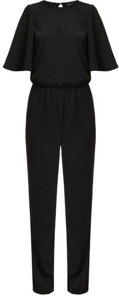 a0bd21eef7 Vero Moda Lisa Jumpsuit Black Size M LF089 MM 08  fashion  clothing  shoes