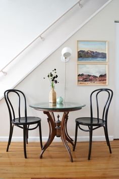 Overlooking NYC, A Lofted Studio Filled with History | Design*Sponge