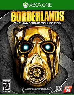 Borderlands: The Handsome Collection is the essential Borderlands compilation and includes the definitive versions of both Borderlands 2 and Borderlands: The Pre-Sequel, built specifically for next-gen consoles. PlayStation 4 and Xbox One customers will experience the absolute highest performance and highest fidelity graphics for any Borderlands game ever played on a video game console. For the first time in the franchise's history, play four-player split screen on a single television, all…