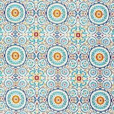 Tischdeckenstoff beschichtete Baumwolle Blumen türkis blau rot orange Loneta http://www.amazon.de/dp/B01DX7FY0C/ref=cm_sw_r_pi_dp_B8tfxb0BEW31T
