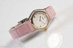 Ebel 1911 Mini Damen Uhr mit 9 Diamanten/ Ref.1090211