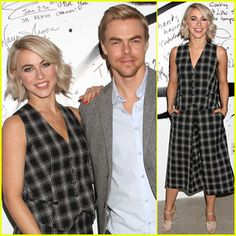 Julianne Hough Thought Derek Was 'Nuts' For Doing 'DWTS'