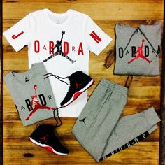 Swag Outfits Men, Tomboy Outfits, Dope Outfits, Trendy Outfits, Fashion Mode, Mens Fashion, Jordan Outfits Womens, Mode Adidas, Mode Bcbg