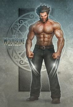 Wolverine by Kerem Beyit