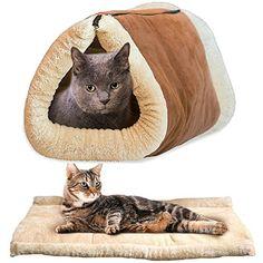 dual purpose cat bed