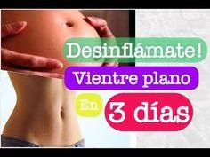 PERDER PESO Y DESINFLAMAR EL ABDOMEN RAPIDAMENTE CON LIMON - Recetas y Trucos - YouTube