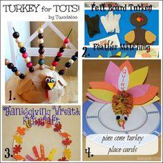 Turkey Activities - The OT Toolbox