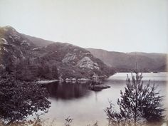 Loch Trool Near Newton Stewart 1860