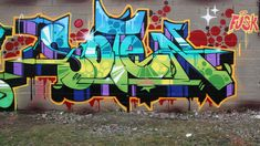 Graffiti Writing, Ideas Para, Denmark, Graffiti Lettering