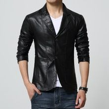 2016 new arrival blazer men PU faux leather Slim coat brand leather blazers men slim fit suit jacket Outwear Plus Size 6XL 7XL     Tag a friend who would love this!     FREE Shipping Worldwide     #Style #Fashion #Clothing    Get it here ---> http://www.alifashionmarket.com/products/2016-new-arrival-blazer-men-pu-faux-leather-slim-coat-brand-leather-blazers-men-slim-fit-suit-jacket-outwear-plus-size-6xl-7xl/
