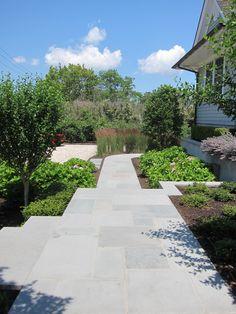 Stone walkway/patio