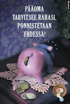 Vastamainontaa Gives Me Hope, Judo, Piggy Bank, I Laughed, Give It To Me, Memes, Funny, Life, Cats