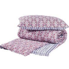 John Robshaw Agni Quilt and Shams #decor #bedroom #bedding #linens #quilt #shams