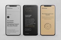 Workshop Built Inc. Branding - - Workshop Built Inc. Branding Workshop Built Inc. Branding Workshop Built Inc. Web And App Design, Design Websites, Ui Ux Design, Design Page, Layout Design, User Interface Design, Flat Design, Logo Design, Android App Design