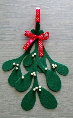 Etsy - Shop for handmade, vintage, custom, and unique gifts for everyone Christmas Fayre Ideas, Diy Christmas Angel Ornaments, Christmas Tree Napkin Fold, Christmas Arts And Crafts, Felt Christmas Decorations, Christmas Sewing, Diy Christmas Gifts, Felt Crafts, Handmade Christmas