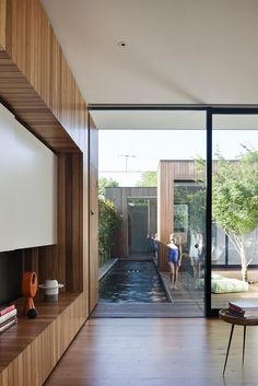 Home Decor Kmart Victorian Terrace House by Matt Gibson Architecture and Design.Home Decor Kmart Victorian Terrace House by Matt Gibson Architecture and Design Australian Interior Design, Interior Design Awards, Courtyard Design, Courtyard House, Terrace House Exterior, Terraced House, Architecture Design, Victorian Terrace House, Casa Patio
