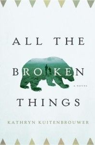 """Read """"All the Broken Things"""" by Kathryn Kuitenbrouwer available from Rakuten Kobo. A novel of exceptional heart and imagination about the ties that bind us to each other, broken and whole, from one of th. Good New Books, I Love Books, My Books, Books To Read, Reading Lists, Book Lists, Ken Vixx, War Novels, Ties That Bind"""